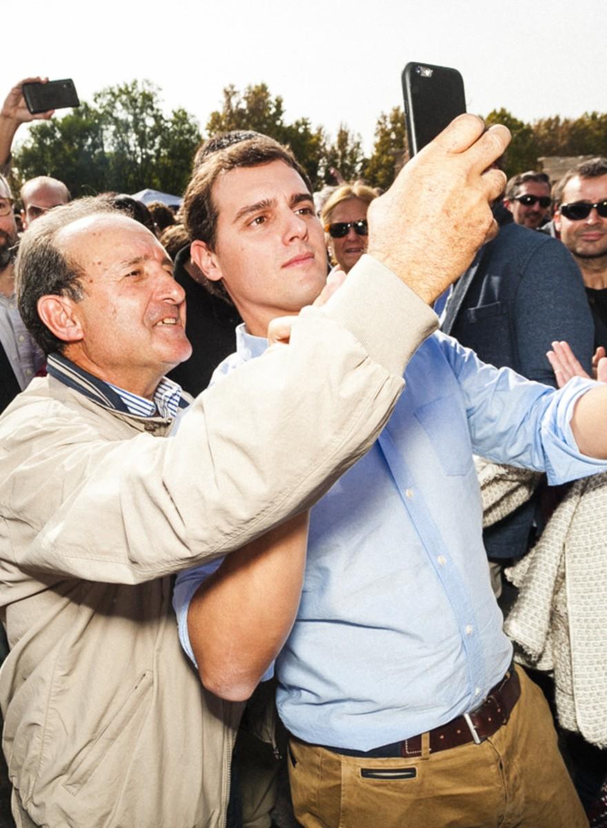 Así son los riveritas, la gente que quiere que Albert Rivera sea presidente