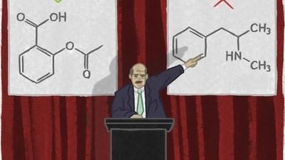 Breve historia de la metanfetamina