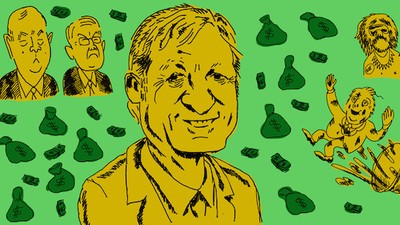 Election Class of 2016: Is This 'Green Billionaire' the Left's Answer to the Koch Brothers?
