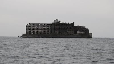 Die Kriegsschiffinsel – Japans verlassene Metropole