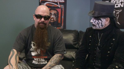 King Diamond and Slayer's Kerry King—Back and Forth