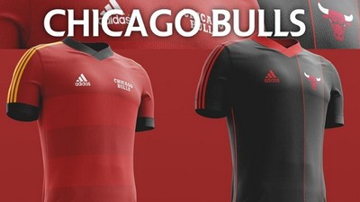 These NBA Football Kit Designs Are Incredibly Cool