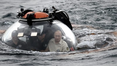 Eine Expertin erzählt, was passieren würde, wenn russische U-Boote Internetkabel durchtrennen