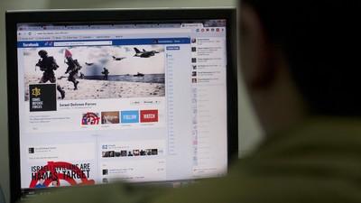 Facebook es denunciado por 20,000 israelíes por incitar al terrorismo palestino
