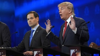 What We Learned from a Contentious, Messy GOP Debate