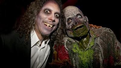 Kirk Hammett, de Metallica, tiene demasiados esqueletos en su armario