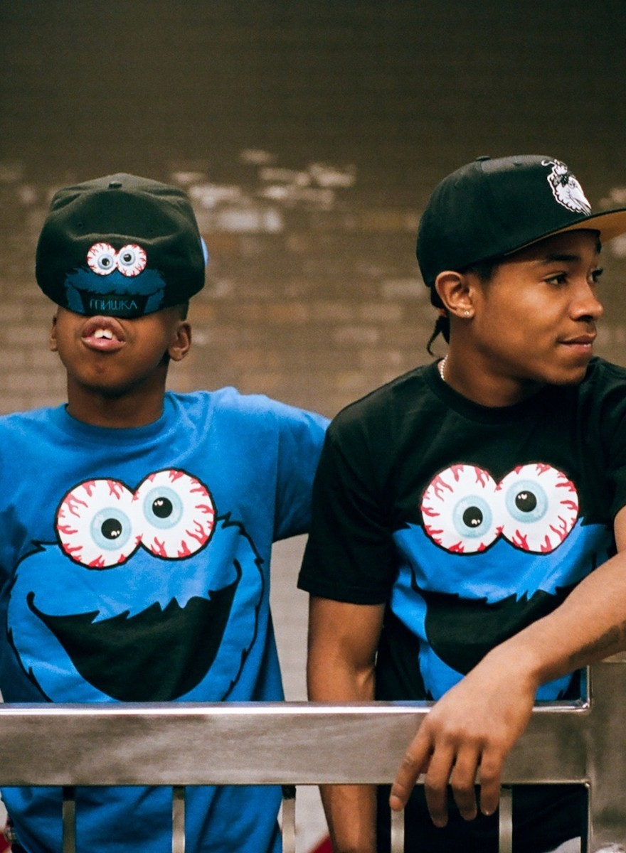 Check Out the Sesame Street X Mishka Lookbook