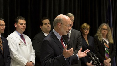 Pennsylvania Just Made Heroin Overdose Drugs Available to Everyone