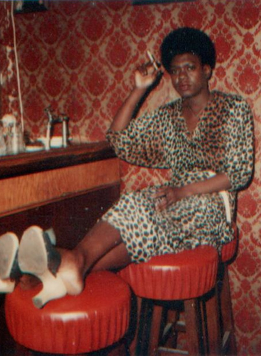1980s Polaroids of the Drunks and Weirdos in Amsterdam's Red Light District