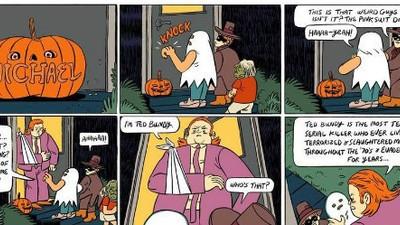 Cea mai mare sperietură de Halloween