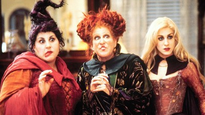 There Might Be a 'Hocus Pocus' Sequel in the Works