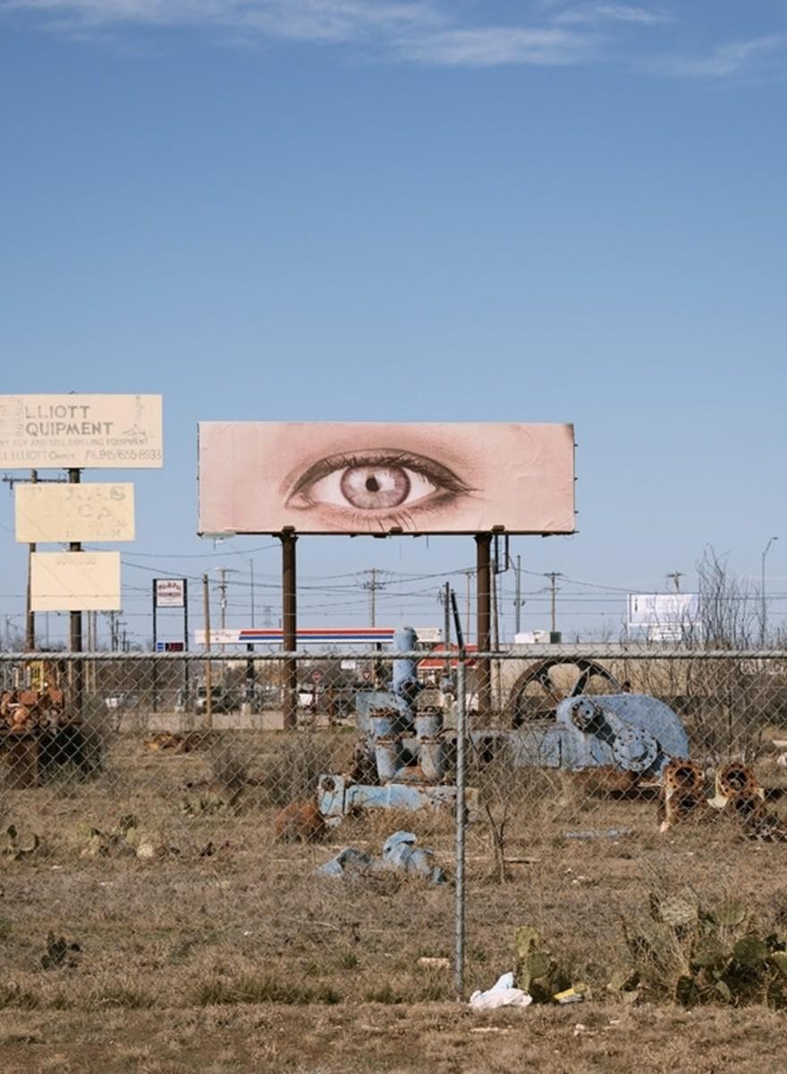 Een fotoserie over realiteit, geruchten, en Roswell