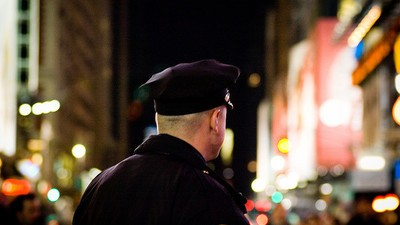 An Active-Duty NYPD Officer Talks Cop Killings and the Brutal Side of Police Work