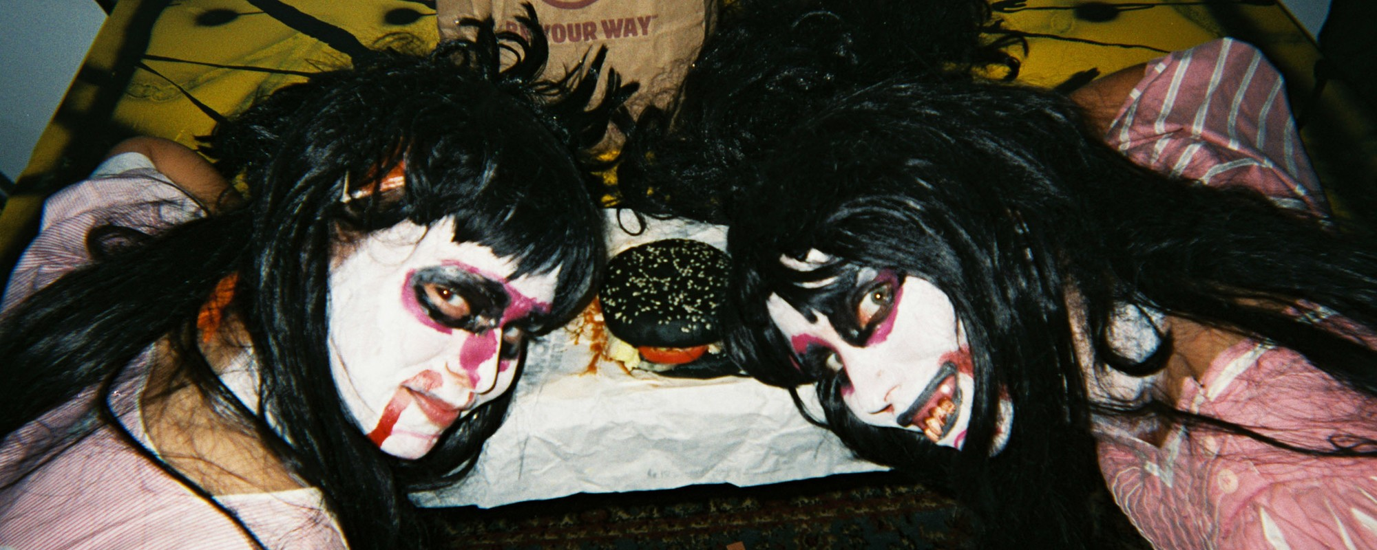 Whopper Halloween Death Party