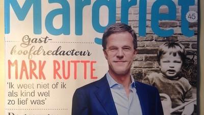 Mark Rutte is de gemiddeldste man van Nederland