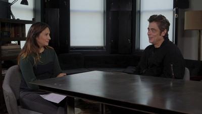 Abbiamo parlato di 'Sicario' con Benicio Del Toro