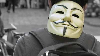 Anonymous Says It Just Outed a Bunch of Members of the Ku Klux Klan