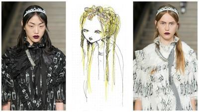 Was kettenrauchende Mädchen, Japan und Mode miteinander zu tun haben