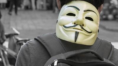 Anonymous hat wohl die Identitäten mehrerer KKK-Mitglieder enthüllt