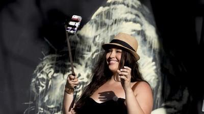 Der Tiergarten Schönbrunn verbessert die Welt mit einem Selfie-Stick-Verbot