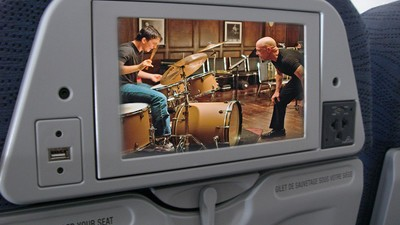 A Review of the Movie 'Whiplash' by Someone Who Watched It on a Plane with No Headphones