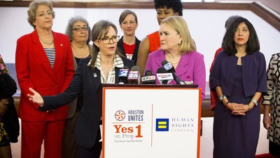The Houston Equal Rights Ordinance Has Been Repealed After a Year of Conservative 'Rebranding'
