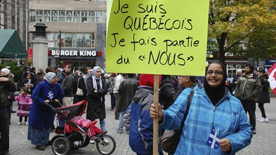 New Survey Exposing Quebec's Islamophobia Is Just Tip of Iceberg, Muslim Group Says