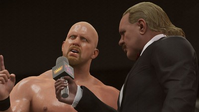 'WWE 2K16' Is Better Than Its Predecessors but Still Not Very Good