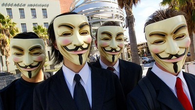 We Got a First Look at Anonymous' List of Alleged KKK Members