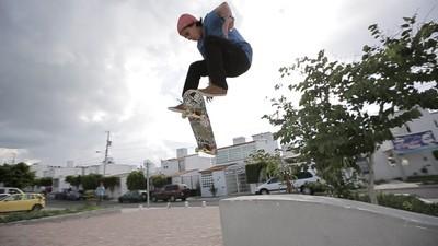 Auf der Suche nach den besten Skate-Spots von Mexiko