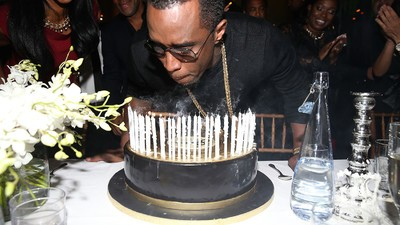 I Went to Puff Daddy's Birthday Party and Glimpsed His 'Black American Dream'