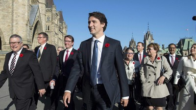 Canadian PM Justin Trudeau's First Test of Journalistic Freedoms: The RCMP vs. VICE