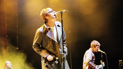 Oasis Have Reunited! But for a Film Not a Gig