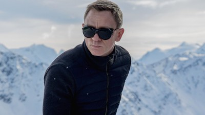 ​The New James Bond Movie Is Way Too Sane and Relevant