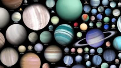 17-Jähriger erstellt umfassende Vergleichskarte mit über 500 Exoplaneten