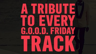 A Tribute to Every Kanye West G.O.O.D. Friday Track
