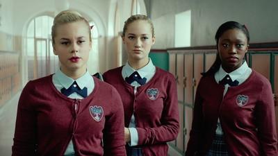 Alena – The Swedish Romance Horror Film Featuring Killer School Girls
