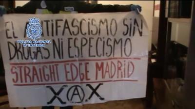 El vídeo de la detención de los anarquistas veganos de Madrid parece un fake