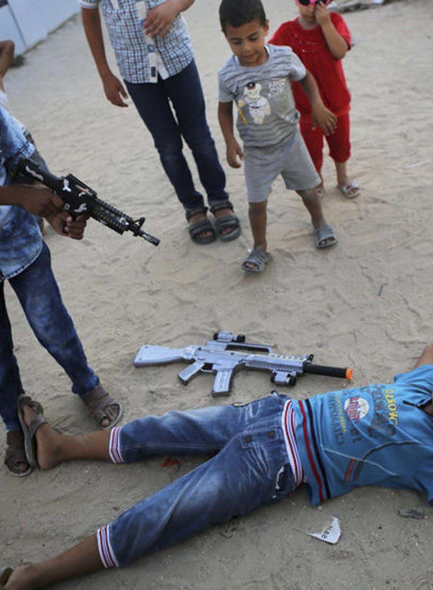 Edu Martins e a Fotografia Humanitária em Gaza