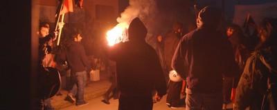 Ακολουθήσαμε μια Ομάδα Αντιεξουσιαστών που Πήγαν να «Γκρεμίσουν» τον Φράχτη του Έβρου