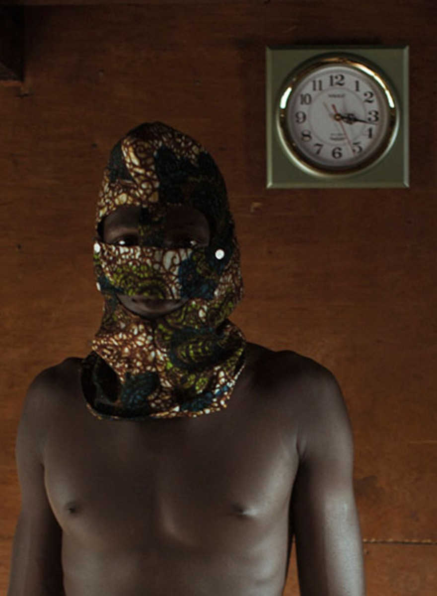 Reimagining Nigeria's Yoruba Folk Tales Through Photos