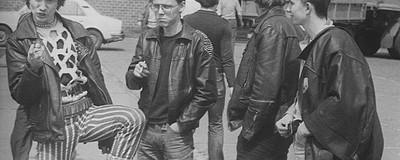Wyjątkowe zdjęcia polskich punków z lat 80.
