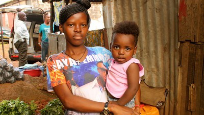 How Ebola Is Still Affecting the Women and Girls of Sierra Leone