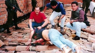 Los agentes de la DEA que capturaron a Pablo Escobar nos cuentan cómo atrapar al Chapo Guzmán