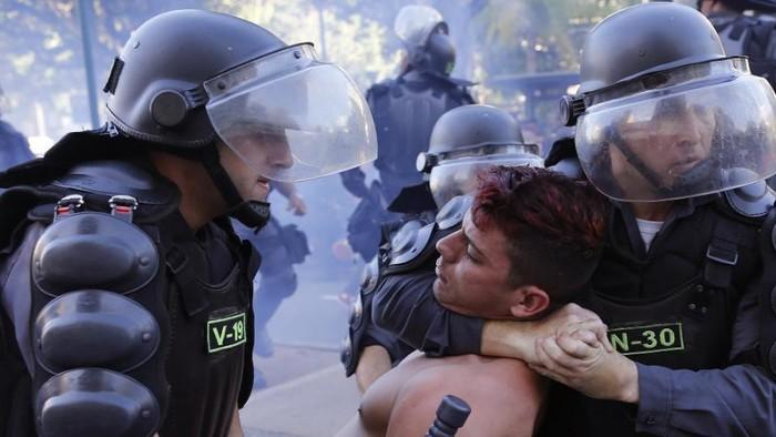 Ativistas que Planejam Protestar nas Olimpíadas do Rio de Janeiro Poderão Ser Acusados de Terrorismo