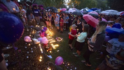 Tears Flow Over the Suspicious Death of 12-Year-Old Tiahleigh Palmer