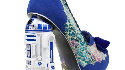 This Man Makes the Star Wars Shoes That Caused a Political Storm