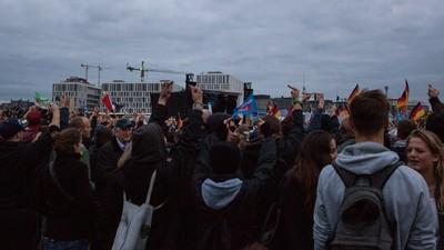 Wenn 5.000 selbsternannte Opfer durch Berlin marschieren