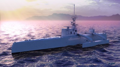 DARPA Is About to Start Testing an Autonomous, Submarine-Hunting Ocean Drone