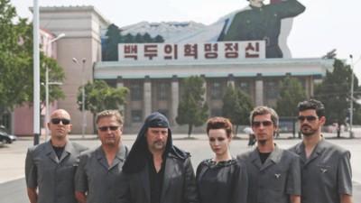 Hard rock en Corea del Norte